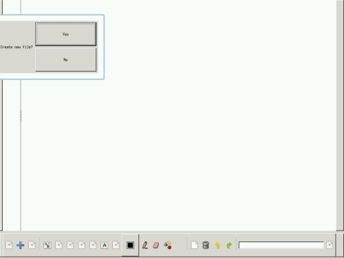 MaemopadPlus, screenshot taken from Remote Desktop Viewer